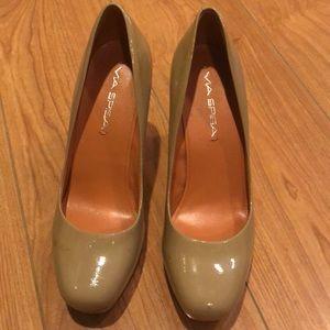 Via Spiga platform heels